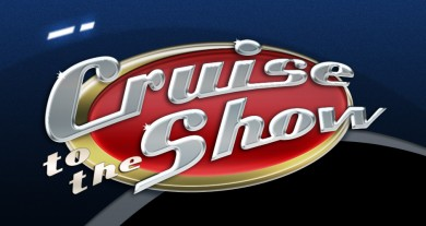 Cruise to the Show Logo and Website