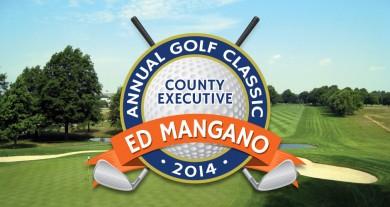 Ed Mangano Annual Golf Classic Logo