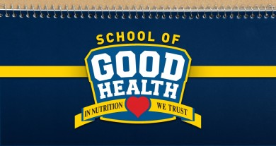 School of Good Health Digital Campaign