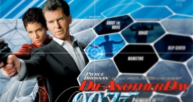 Die Another Day Marketing Kit