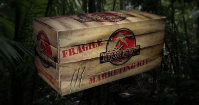 Jurassic Park III Marketing Kit